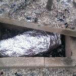 Local Finnish Food robber's roast