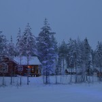 Nature in Finland and the lakes cottages