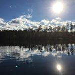 Cottage Holiday in Finland Fine lake