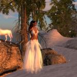 Virtual travel avatar Lovetar