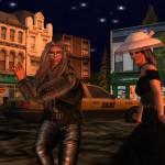 Virtual travel dance